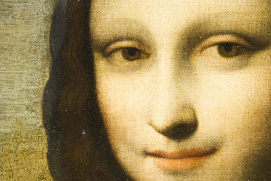 Мона Лиза: эволюция» (лекция)